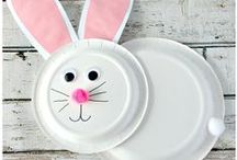 Easter Inspiration / Find a wide array of Easter ideas and inspirations. Easter crafts, healthy recipes and more!