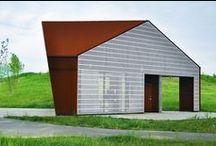 Exterior Architecture / exterior architecture / by Angela Cwayna (lindO Designs)