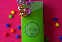 Jewish kid crafts: other people's projects / Neat things to try: