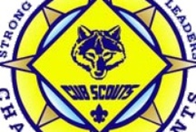 cub scouts / by Tina Waldher