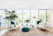 interior + exterior / by Molly Torian