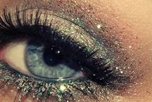 eye makeup / Have such fun experimenting with different colors of eye makeup  / by Lindsey Ann-Marie