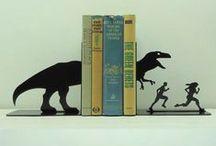 Objets d'books!