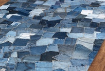 Sewing -Jean Projects / by Ann Leete