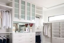 Closets / Custom closet systems by Closet & Storage Concepts