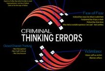 CriminalThinking Material / Criminal Thinking worksheets, articles and info