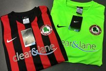 Our Favourite Work / A display of our favourite work carried out by the skilled and dedicated staff at MDH Teamwear using our in-house embroidery, printing and engraving facilities