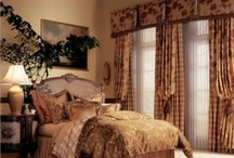 Bedroom Window Treatments / Whether the grand master bedroom, kids rooms or guest bedroom, the place we rest our heads to sleep should be a comfortable, relaxing, and serene room. These window treatments achieve just that! / by Window Fashion Pros