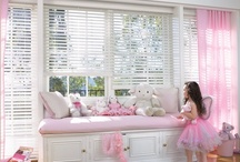 Kids Room Window Treatments / Just like the master bedroom or guest bedrooms, kids need shade and privacy too and what better way than with a fun, decorative, and themed environment such as Dr. Suess, a princess room or a dinosaur room? / by Window Fashion Pros