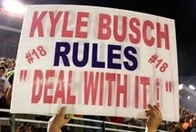 Kyle Busch & Nascar!!!!!! / by Mishell L.A.