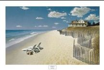 The beach<3 / Ideas and designs for our future beach house. / by Mishell L.A.