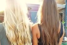 hair / by Brittni Bostwick