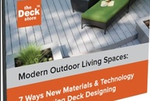 The Deck Store Library / by Outdoor Spaces to Live & Love