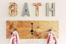 Bathroom Decorations / by Melanie Nohrer