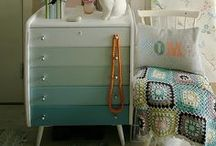 new little bean  / nursery ideas for the new bun that is cooking