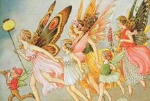 {Fairies, Fae and other creatures}