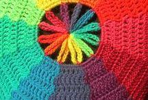 Crochet Patterns- Afghans / by Ann Leete