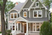 Dream Home - Exterior & Plans