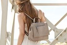 Fall Fashion / From summer to fall - new season, new bags!
