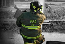 Fire Fighter Tribute / by Brenda Baker