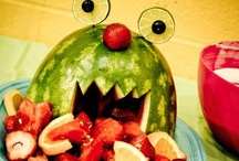 Recipes & Fun Food! / Food art, food art giggles and recipes we want to try!