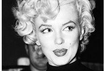 Marilyn Monroe / by Cindy Smith