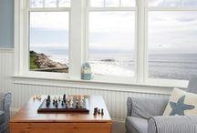 Coastal Home / by Megan Beet