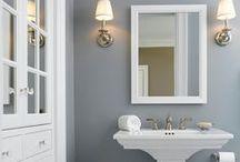 Bathrooms I love / by Kathy Oreck Houdek