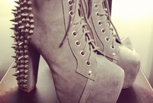 Shoes / by Alexandra Tabry