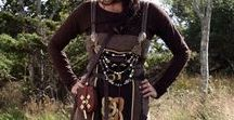 Historical and Fantasy Costume Inspiration