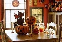 Decor: Fall Fancies / by Charlotte Grimm