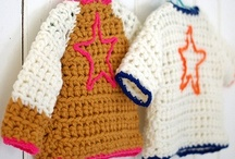 Yarning To Do / I want to learn how to make all these beautiful things!!  / by Brenda Baker