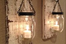 DIY: Woodcraft Ideas / by Charlotte Grimm