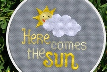 Cross Stitch and Embroidery / by Design Originals