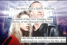 Doctor Who / I love Doctor Who & think everyone else should too!  / by Melody May