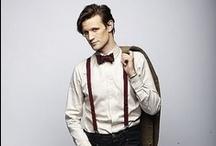 Doctor Who: Wibbly, Wobbly, Timey, Wimey!  / by Holly Jordan