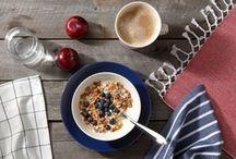 Unelmien aamiaiskattaus / Järjestimme Facebookissa Valitse unelmiesi aamiaiskattaus -arvonnan, jonka palkintona oli 500 euron sisustuslahjakortti. Kilpailu on päättynyt, mutta kauniit kattaukset pysyvät. / by Kodin Ykkönen