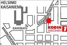 Kodin1-tavaratalot / by Kodin Ykkönen