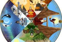 "Avatar: TLA & LOK / ""When we hit our lowest point, we are open to the greatest change."" ~Avatar Aang / by Kaylee Michelle"
