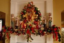 Christmas Decorating / by Cindy Smith