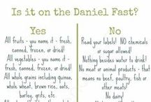 Fasting, Daniel's plan & fast / by Vanessa Carson Turner