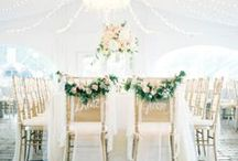 Wedding Decor / Beautiful photographs of wedding decor and details to inspire Charleston Wedding Photographer - sMm Photography's wedding clients.