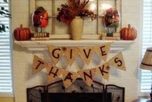 Thanksgiving / by Cindy Smith