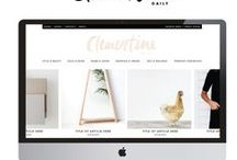 Design / A curated collection of well-done designss