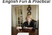 TEFL / TEFL Primer by Cara E. Moore and TEFL materials to make learning English fun and practical. / by Crystal Arts And Health