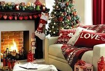 Christmas / Christmas decorations, ideas and traditions.