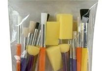 Art Supplies / Art supplies and Techniques