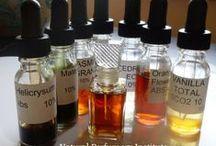 Natural Perfume / Using Aromatherapy to make Natural Perfumes and Colognes