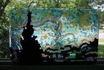 Art- Glass & Tile / by Tammy Kliewer