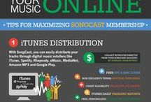 Music Business / Music business information and tips.